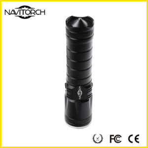 Tactical Waterproof Samsung LED Aluminium Flashlight (NK-2667)