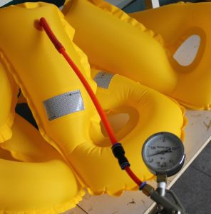 150n Buoyancy Automatic Inflatable Life Vest Safety Lifejackets Price pictures & photos