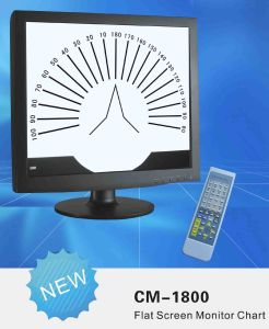 Flat Screen Monitor Chart Cm-1800 pictures & photos