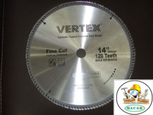 High Quality Customed Tungsten Carbide Tipped Large Circular Saw Blade pictures & photos