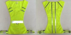 High Visibility Safety Vest for Sports, Cycling, Meet En pictures & photos