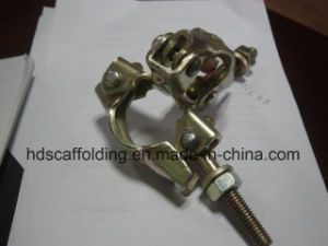 Scaffolding Pressed Double/Fix Coupler pictures & photos