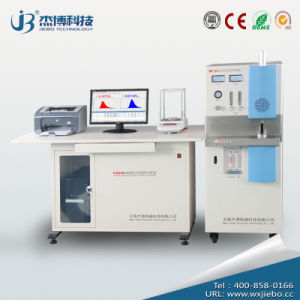 High-Frequency Infrared Carbon Sulfur Analyzer for Ore pictures & photos