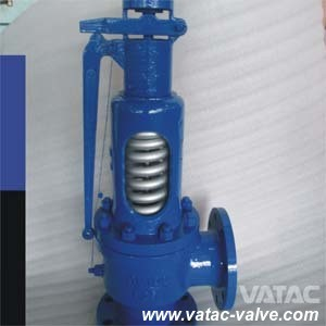 Conventional Full Lift Safety Relief Valve with Lever pictures & photos