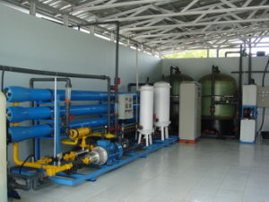 Seawater Desalination System (SWRO-240m3/Day) pictures & photos