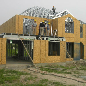 Affordable Prefab Steel Structure Housing pictures & photos