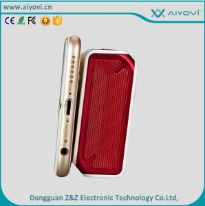 Portable 5200mAh Bluetooth Speaker with Power Bank pictures & photos