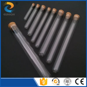 Wholesale Round Bottom Glass Test Tubes with Cork Lid