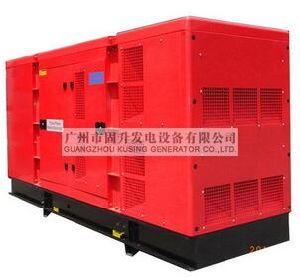 75kVA-1000kVA Diesel Silent Generator with Yto Engine (K33000) pictures & photos