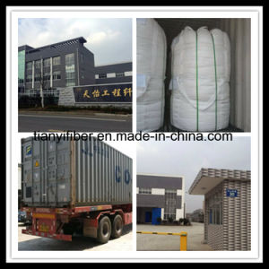 PP Fibers Mesh Polypropylene Fiber Anti-Crack Reinforcing Fiber pictures & photos