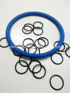 Blue Silicone O-Rings pictures & photos