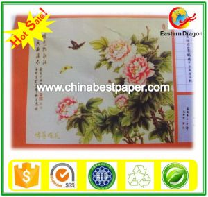 White Coated C2s Art Paper-Factory Price pictures & photos