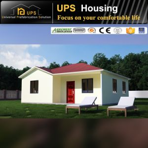 Fireproof Level A1 Prefab Mobile House with Bathroom Facilities pictures & photos