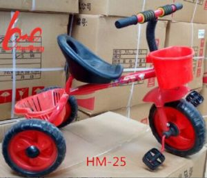 Low Price Rubber Wheels Kids Trike Tri Cycle pictures & photos