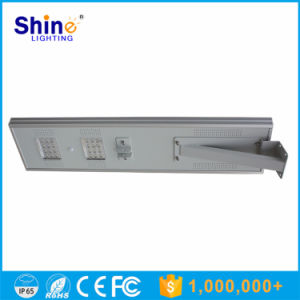 25W All in One LED Solar Induction Street Light pictures & photos