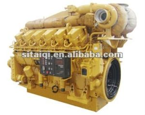 High Quality Jdec (Jichai) 4 Cylinder 400HP Marine Diesel Engine pictures & photos