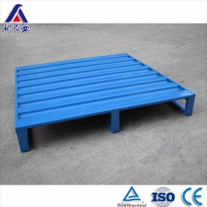 1200*1000 Steel Pallets pictures & photos