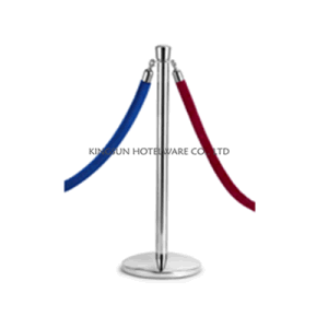with Rope for Bank Use Adjustable Stanchion Barrier pictures & photos