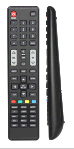 TV/HD Player/HD Digital TV STB DVB Sat Ott Remote Control pictures & photos
