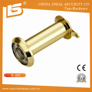 High Quality Zinc Alloy Material Door Viewers (B-205) pictures & photos