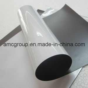 PVC Laminated Flexible Magnetic Sheeting (Roll) pictures & photos