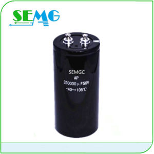 High Voltage Capacitor Fan Capacitor 2200UF 450V pictures & photos