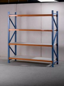 Medium Duty Steel Storage Solutions Systems Ajustable Longspan Shelfs pictures & photos