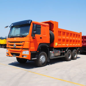 HOWO 6X4 Dump Truck with Berth (ZZ3257N3647B) pictures & photos