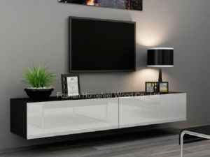 Modern High Gloss Wall Unit TV Cabinet (HF-EY08022) pictures & photos