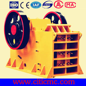 Stationary Jaw Crusher pictures & photos