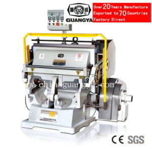 Die Cutting Machine with Heating (ML-203+) pictures & photos