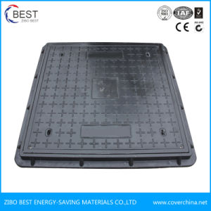 SMC Ship Square Manhole Cover with Frame pictures & photos