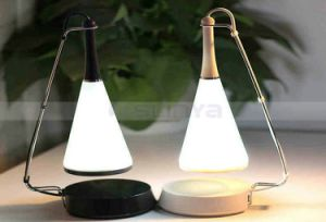 Aux Reading LED Table Desk Lamp Speaker with Touch Control pictures & photos