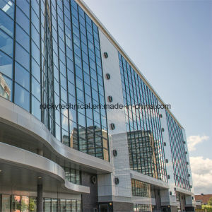 Structural Glass Curtain Walls pictures & photos