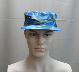 100% Cotton Classic Camouflage Fatigue Caps for Military (V12003) pictures & photos