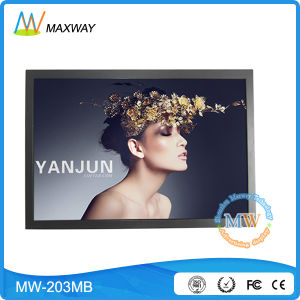 Full HD 1080P 20.1 Inch Square LCD Monitor with 12V DC (MW-203MB) pictures & photos
