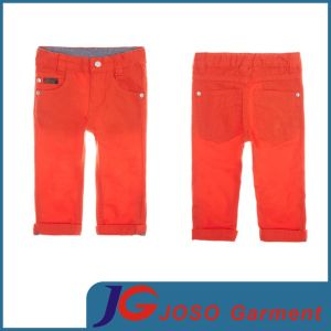 Kids Coloured Denim Pants Baby Girl Clothing (JC5180) pictures & photos
