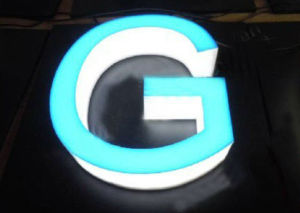 Front Lit Channel Letter/LED Light/Leb bulb for Advertising Outdoor pictures & photos