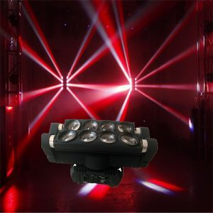 CREE LED Spider Beam Moving Head Disco Stage Light pictures & photos