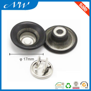 New Fashion Customized Metal Brass Jeans Shank Button with Two Pin pictures & photos