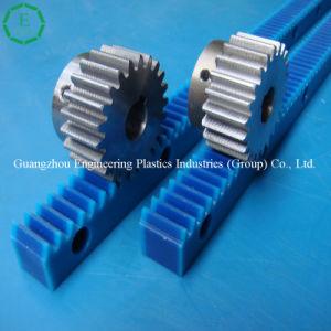 Factory Custom Engineering Plastic CNC Machining POM Gear Rack pictures & photos