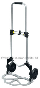 Foldable Aluminium Hand Truck (HT121GS) pictures & photos