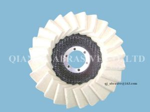 T29 Wool Flap Disc (125mm/5Inch)