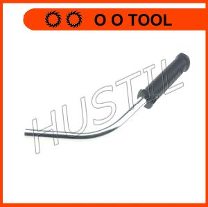Cg430/520 Brush Cutter Spare Parts Left Handle 43cc 52cc pictures & photos