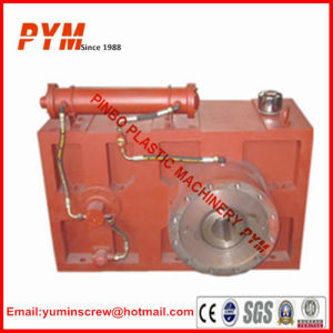 Zlyj Single Screw Plastic Extruder Gearbox pictures & photos
