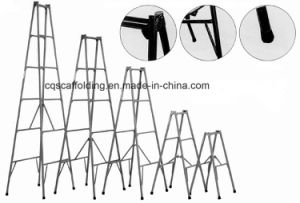 """Folding """"a"""" Trestle for Scaffolding System Frame Accessories (CQG-FT)"""