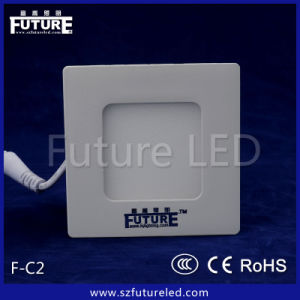 Future Lighting Square LED Panel Lighting 3W-24W pictures & photos