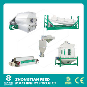 Livestock and Poultry Animal Complete Feed Pellet Mill Plant pictures & photos