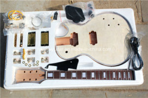 Hanhai Music / Lp Style Electric Guitar Kit with Whole Hardware/ DIY Guitar pictures & photos