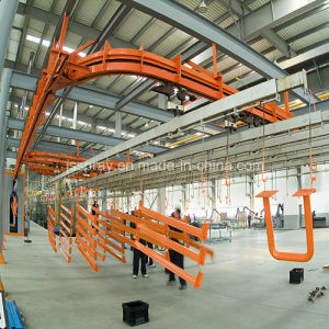 Advanced Automatic Powder Spraying Coating System for Aluminium Profile